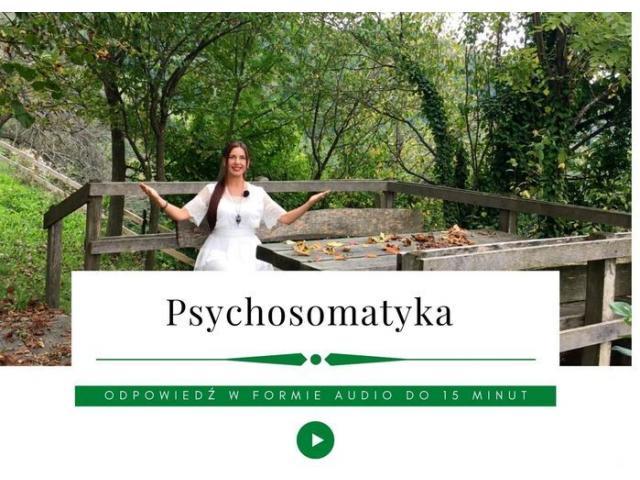 Jak przyczyny chorób odnaleźć w psychice? Porada w formie audio